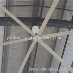 Heavy Duty Industrial Air Exhaust Very Cooling Low Energy Ceiling Fan