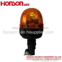 ECE R10 HOT Amber Strobe Beacon halogen bulb warning light with E-mark