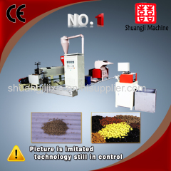 Fully Automatic plastic pelletizer machine