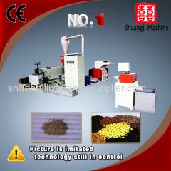 Certificação CE Máquina de granulação automática de plástico