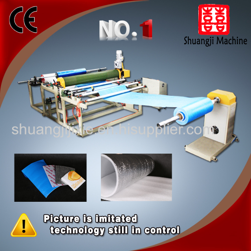 expanded polyethylene foam extruder