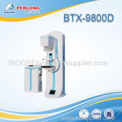 x-ray machine for mammography