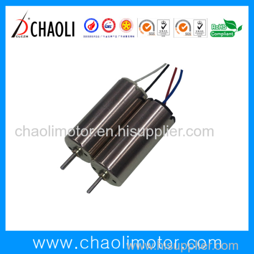 3 2V Micro DC Toy Motor ChaoLi-0816 For Fixed Wing UAV And