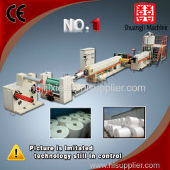 fast food container production line