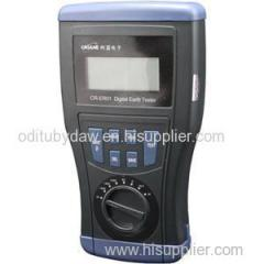 Earth Ground Resistance Tester/earth Resistivity Meter