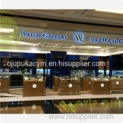 1000+ Different Types Watch Shopping Mall Store Display Stand Cases For Sale