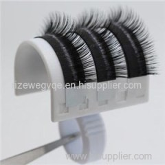 Wholesale U Shaped Glue Lashes Holder Popular Lash Brick For Eyelash Extensions