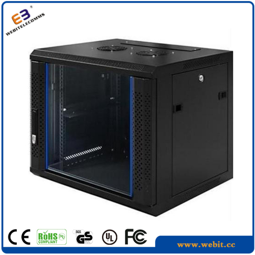 """19"""" wall mounted network cabinet"""