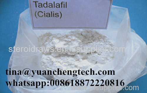High Purity and Safe Shipping Steroid Tadalafil /Adcirca