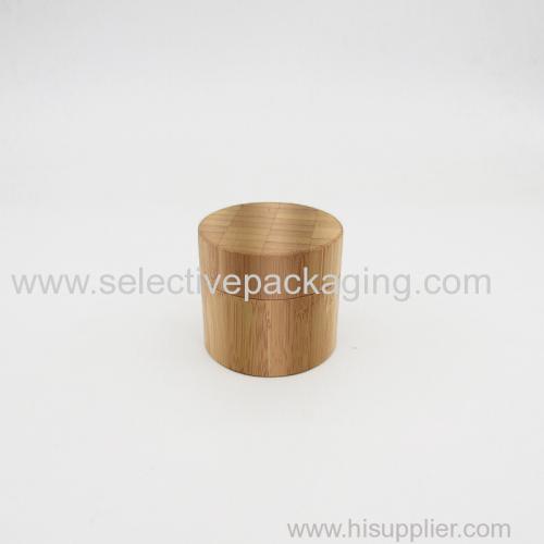 10g bamboo PP plastic cream jar