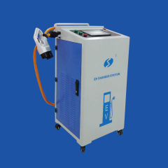 50KW CCS CHAdeMO Portable EV Charger