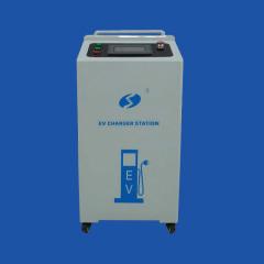 50KW CHAdeMO draagbare EV charger