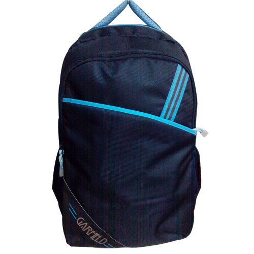 Mens Sports Navy Backpack