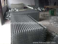 6.75mm Concrete Welded Reinforcing Ribbed Mesh