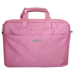 Ladies Pink Computer Bag
