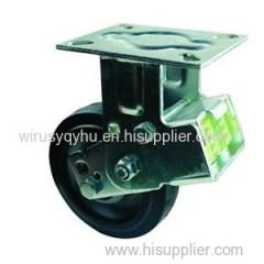 V9-Shock-Absorbing PU Nylon Forklift Caster