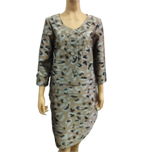 Long Sleeve Ladies Dress