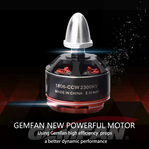 Gemfan motor 2300KV Brushless Motor for muultirotoe FPV Racing Quadcopter