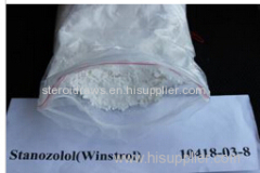 Factory Direct Supply Winstrol powder Stanozolol