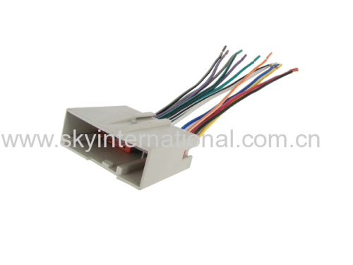 CAR RADIO FORD ISO WIRING HARNESS WIRE ADAPTER