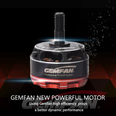 Gemfan RT2205 2300KV Brushless Motor for QAV250 QAV300 FPV Racing Quadcopter