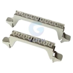 10 pairs stg module lable holder