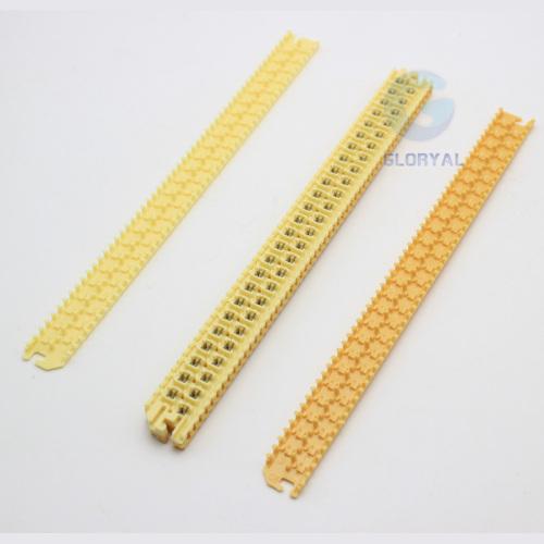 3M Standard Dry Super Mini 25 Pair Splicing Straight Connector Module
