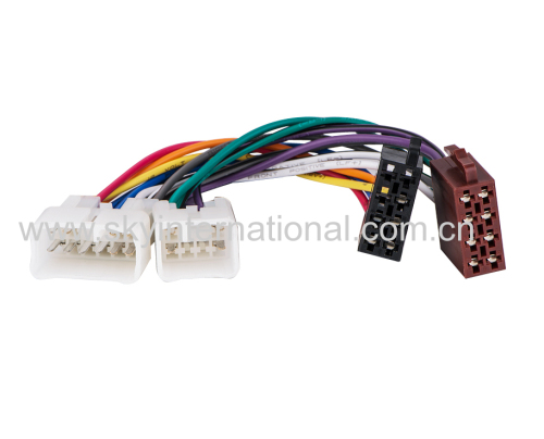 ISO wire harness toyota Scion