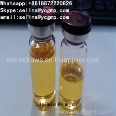 Anomass 400 Mg/Ml Home Cook Steroid Oil Anomass 400