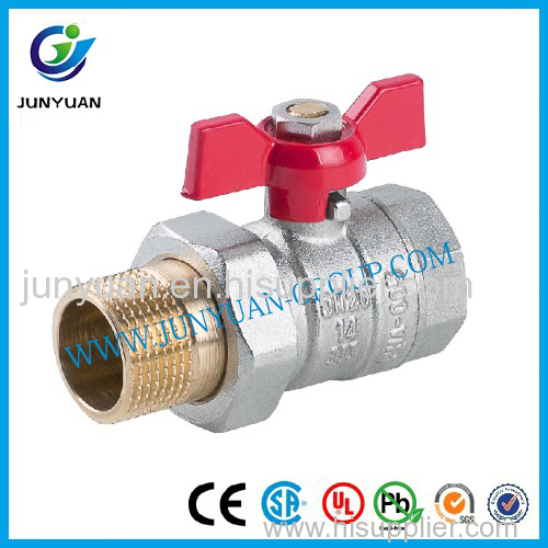 Brass Ball Valve with T Handle