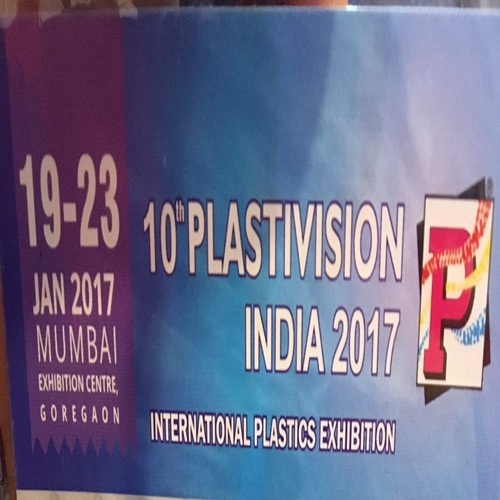 Zhangjiagang City Benk Machinery attended Plastivision India 2017 now, welcome to our booth