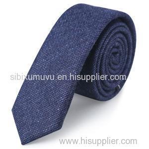 Custom Wool Ties Mens Neckties Supplier