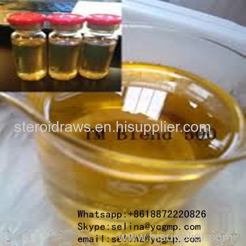 Premade Injectable Steroid solution TM Blend 500
