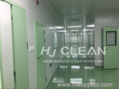 Suzhou farmaceutische cleanroom project