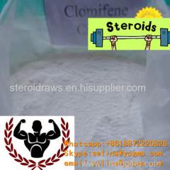 天然抗エストロゲン同化ステロイドパウダークロミッドクエン酸クロミフェン
