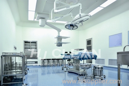 Hospital operating theatre project