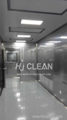 Bangladesh Pharmaceutical Cleanroom Project