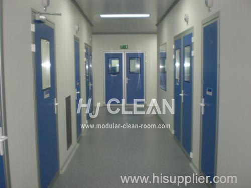 Modular Clean room Project