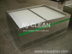 Class-100 Gel Sealed Laminar Flow Hood