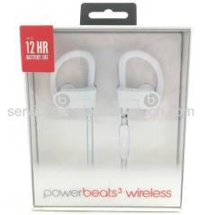 Beats by Dr.Dre Powerbeats3 Wireless Sport Earphones Bluetooth Headphones White