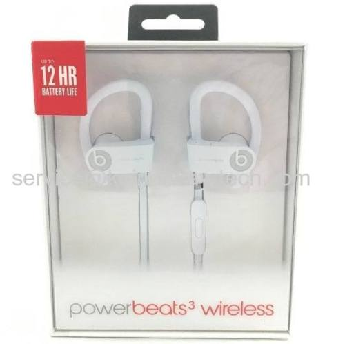 Beats By Dr Dre Powerbeats3 Wireless Sport Earphones Bluetooth Headphones White From China Manufacturer Hk Rui Qi Development Co Limited