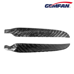 1260 Carbon Fiber Folding Model plane Propeller for Fixed Wings Drone ccw cw