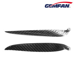 16x13 inch Carbon Fiber Folding Props for Fixed Wings rc airplane