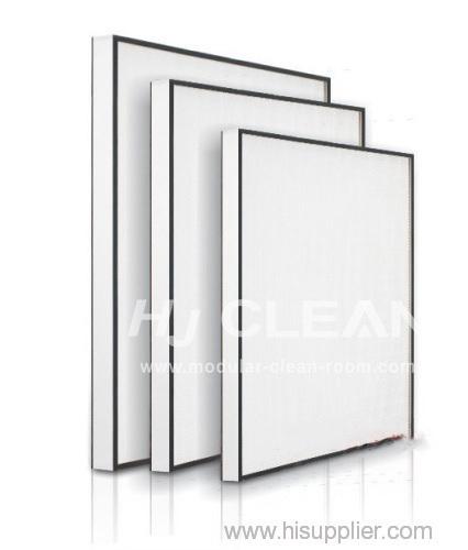 Cleanroom HEPA air filter