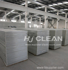 Clean Room Partition Wall Ceiling Panel