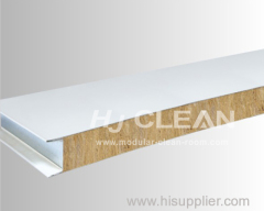 Clean Room Sandwich Panel