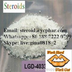 99% Lgd4033 Sarms LGD Oral Powder Ligandrol