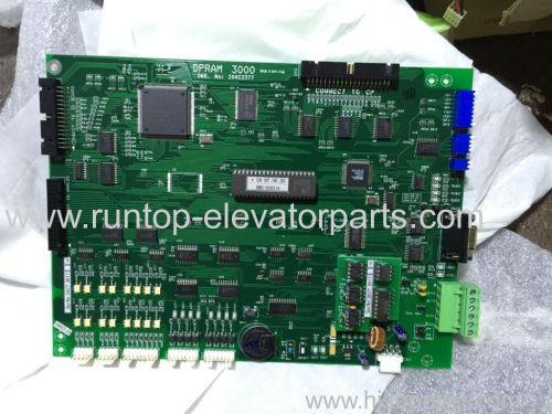 Hyundai elevator parts PCB DPRAM 3000 for shanghai Hyundai elevator
