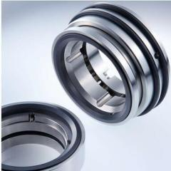 Balanced single mechanical seals