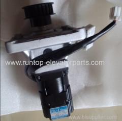 Toshiba elevator parts door motor TS4507N1228E200 200V 200W